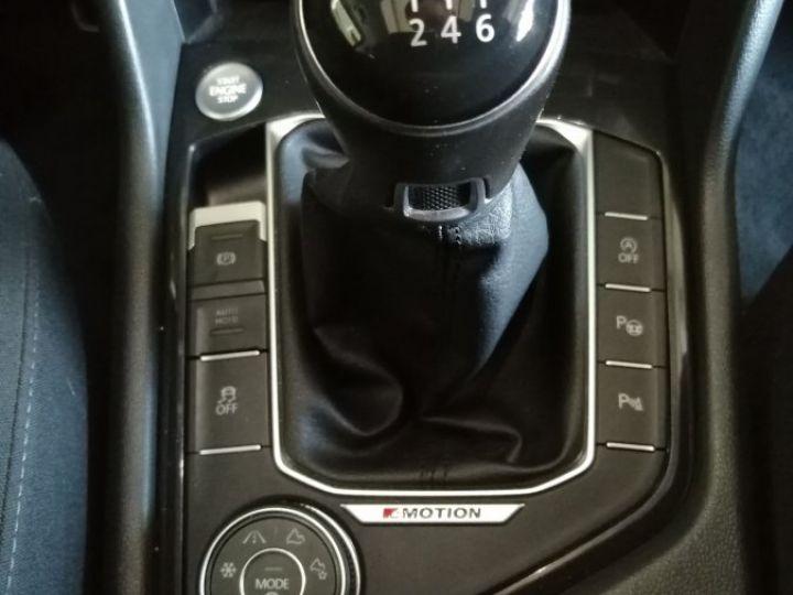 Volkswagen Tiguan 2.0 TDI 150 CV CARAT 4MOTION BV6 Noir - 10
