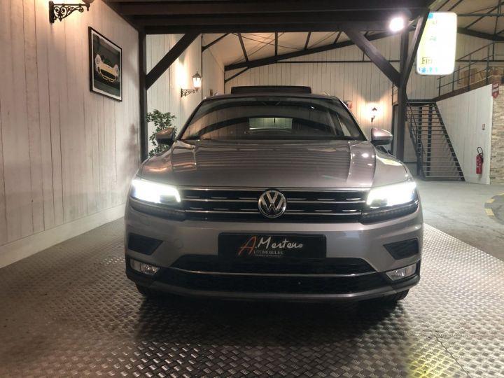 Volkswagen Tiguan 2.0  TDI 150 CV CARAT 4MOTION DSG Gris - 3