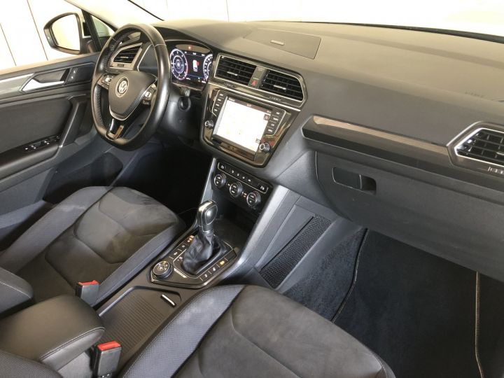 Volkswagen Tiguan 2.0  TDI 150 CV CARAT 4MOTION DSG Gris - 6