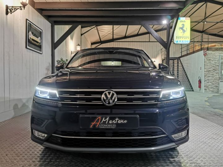Volkswagen Tiguan 2.0 TDi 150 CV CARAT DSG Noir - 3