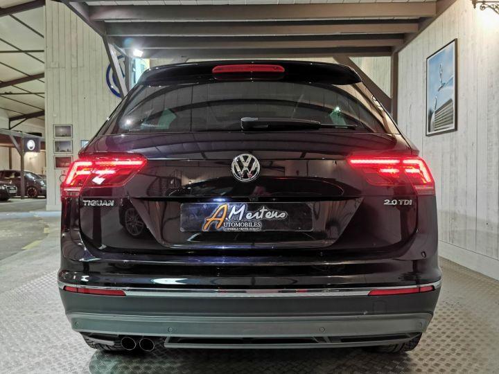 Volkswagen Tiguan 2.0 TDi 150 CV CARAT DSG Noir - 4