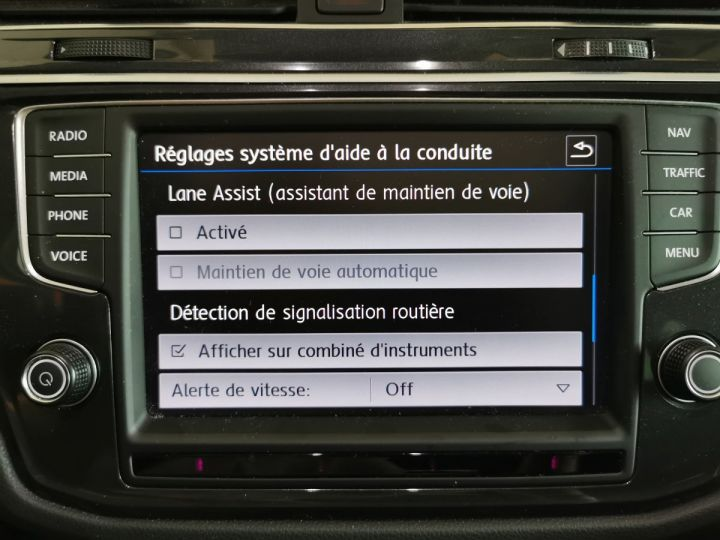 Volkswagen Tiguan 2.0 TDi 150 CV CARAT DSG Noir - 12