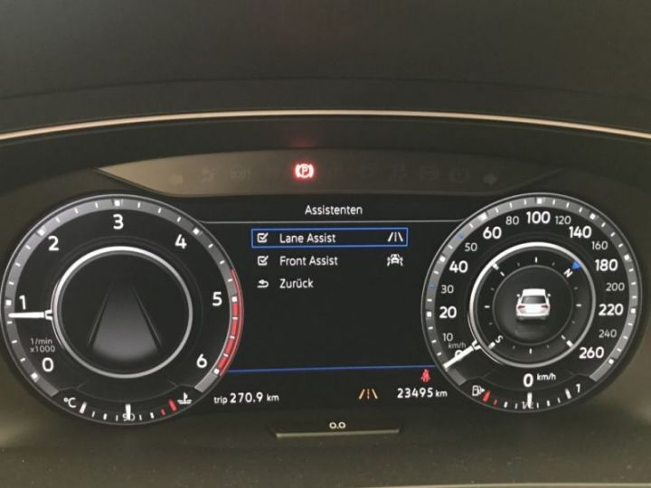Volkswagen Tiguan 2.0 TDI 150CH CARAT GRIS Occasion - 11