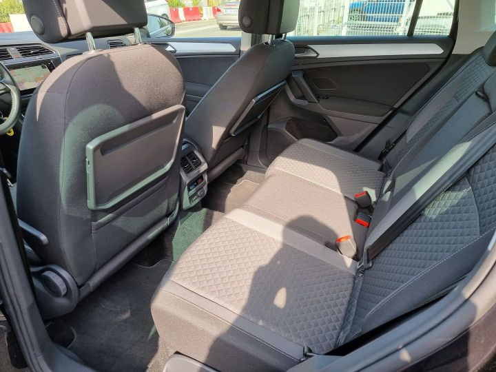 Volkswagen Tiguan 2.0 TDI 150CH CARAT 4MOTION Noir - 10
