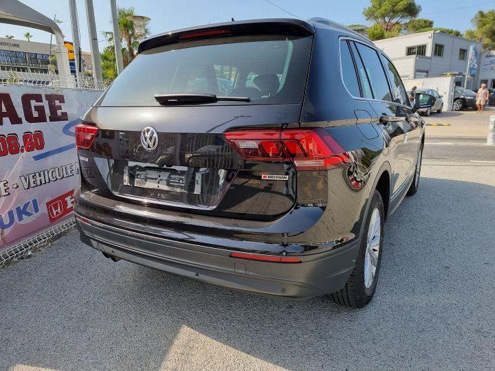 Volkswagen Tiguan 2.0 TDI 150CH CARAT 4MOTION Noir - 16