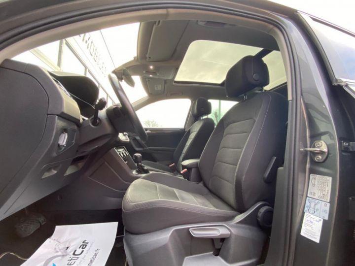 Volkswagen Tiguan 2.0 TDI 150CH CARAT DSG7 Gris F - 19