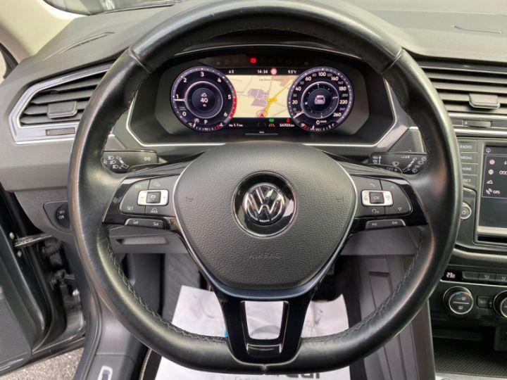 Volkswagen Tiguan 2.0 TDI 150CH CARAT DSG7 Gris F - 20