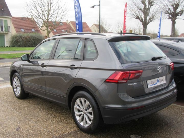 Volkswagen Tiguan 2.0 TDI 150CH EDITION Gris Fonce Occasion - 3