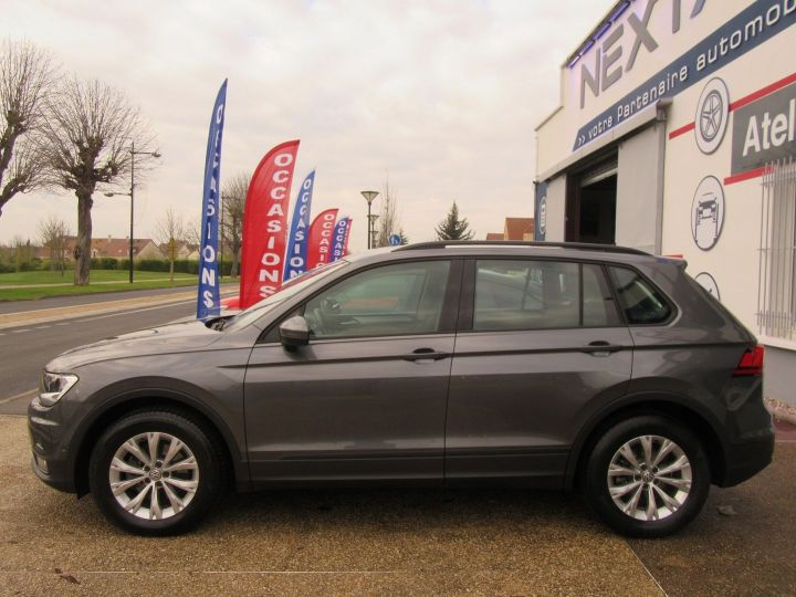 Volkswagen Tiguan 2.0 TDI 150CH EDITION Gris Fonce Occasion - 5
