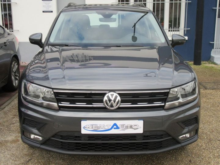 Volkswagen Tiguan 2.0 TDI 150CH EDITION Gris Fonce Occasion - 6