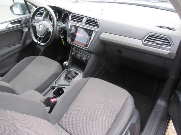 Volkswagen Tiguan 2.0 TDI 150CH EDITION Gris Fonce Occasion - 10