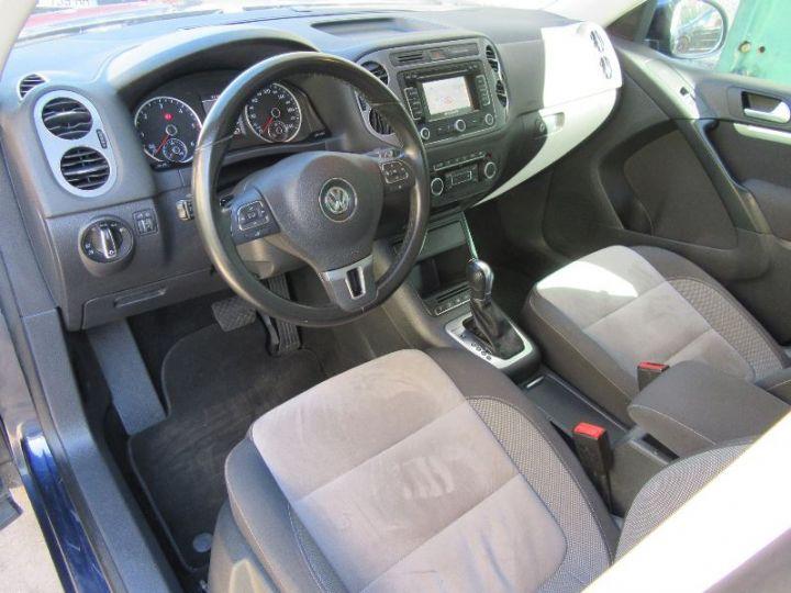 Volkswagen Tiguan 2.0 TDI 177CH BLUEMOTION TECHNOLOGY FAP 4MOTION DSG7 BLEU Occasion - 2