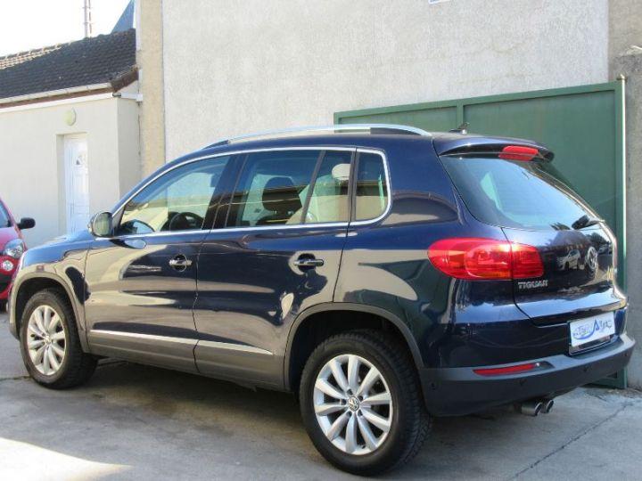 Volkswagen Tiguan 2.0 TDI 177CH BLUEMOTION TECHNOLOGY FAP 4MOTION DSG7 BLEU Occasion - 3