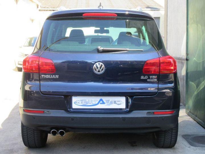 Volkswagen Tiguan 2.0 TDI 177CH BLUEMOTION TECHNOLOGY FAP 4MOTION DSG7 BLEU Occasion - 7