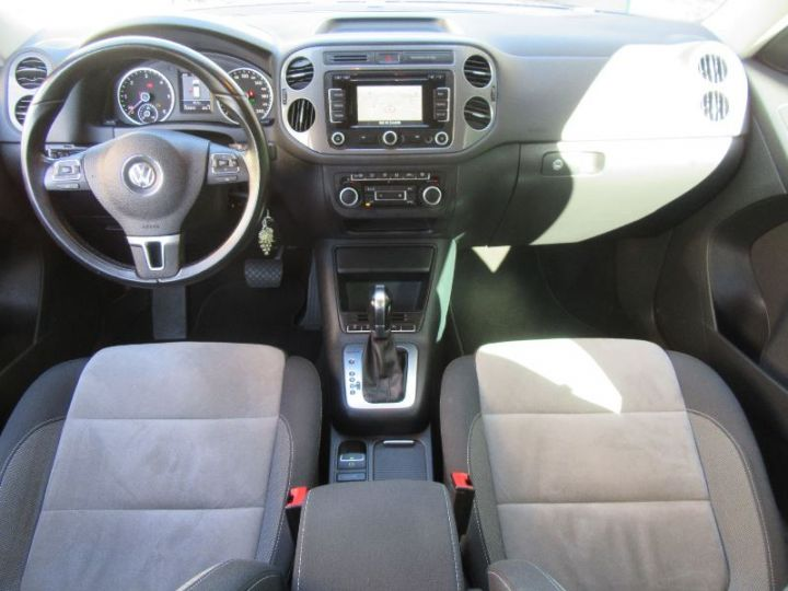 Volkswagen Tiguan 2.0 TDI 177CH BLUEMOTION TECHNOLOGY FAP 4MOTION DSG7 BLEU Occasion - 9