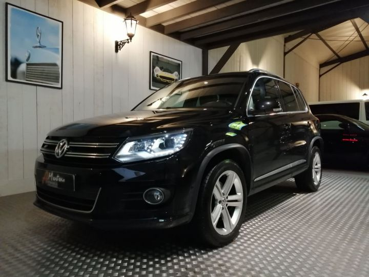 Volkswagen Tiguan 2.0 TDI 184 CV R-EXCLUSIVE 4MOTION DSG Noir - 2