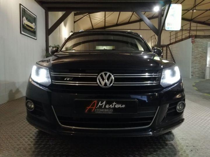 Volkswagen Tiguan 2.0 TDI 184 CV R-EXCLUSIVE 4MOTION DSG Noir - 3