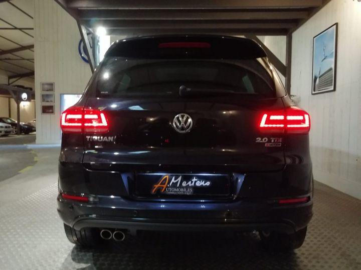 Volkswagen Tiguan 2.0 TDI 184 CV R-EXCLUSIVE 4MOTION DSG Noir - 4