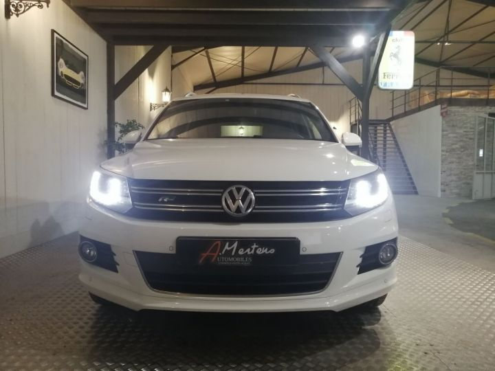 Volkswagen Tiguan 2.0 TDI 184 CV R-EXCLUSIVE 4MOTION DSG Blanc - 3