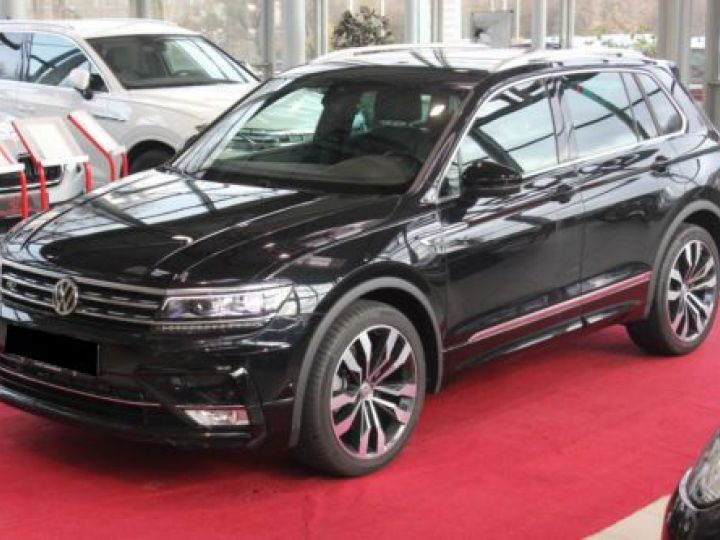 Volkswagen Tiguan 2.0 TDI 4MOTION NOIR Occasion - 1