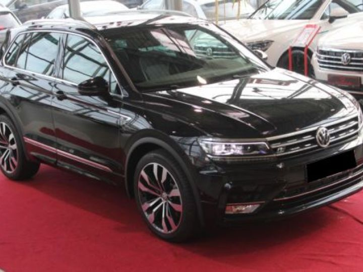 Volkswagen Tiguan 2.0 TDI 4MOTION NOIR Occasion - 3