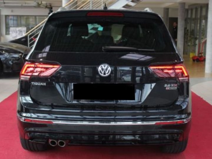 Volkswagen Tiguan 2.0 TDI 4MOTION NOIR Occasion - 5