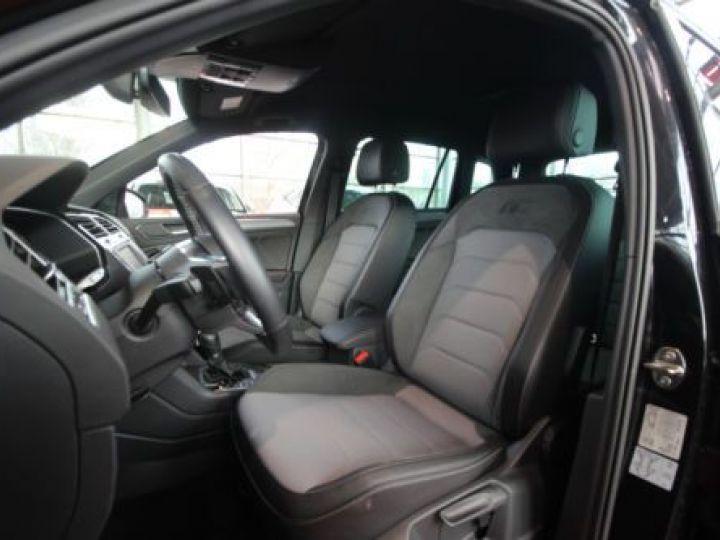 Volkswagen Tiguan 2.0 TDI 4MOTION NOIR Occasion - 12