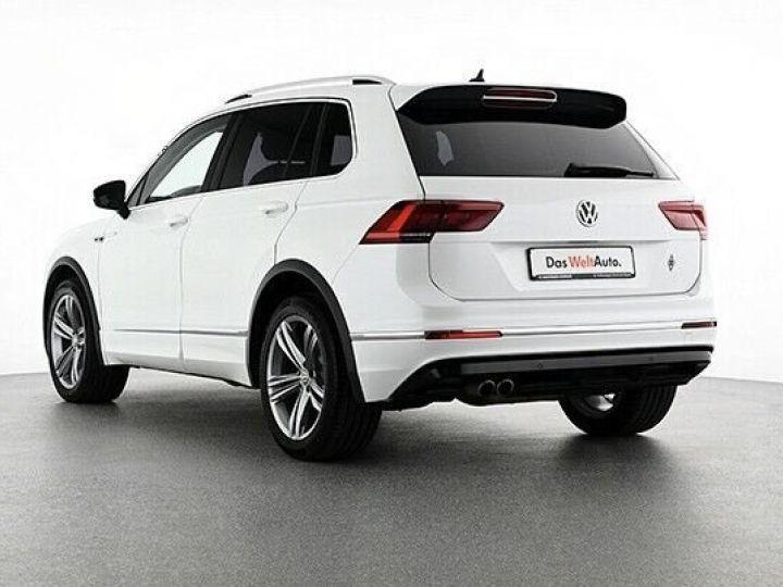 Volkswagen Tiguan 2.0 Tdi DSG Highline R-line Blanc - 2