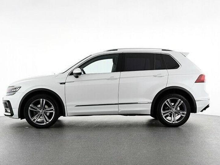 Volkswagen Tiguan 2.0 Tdi DSG Highline R-line Blanc - 3
