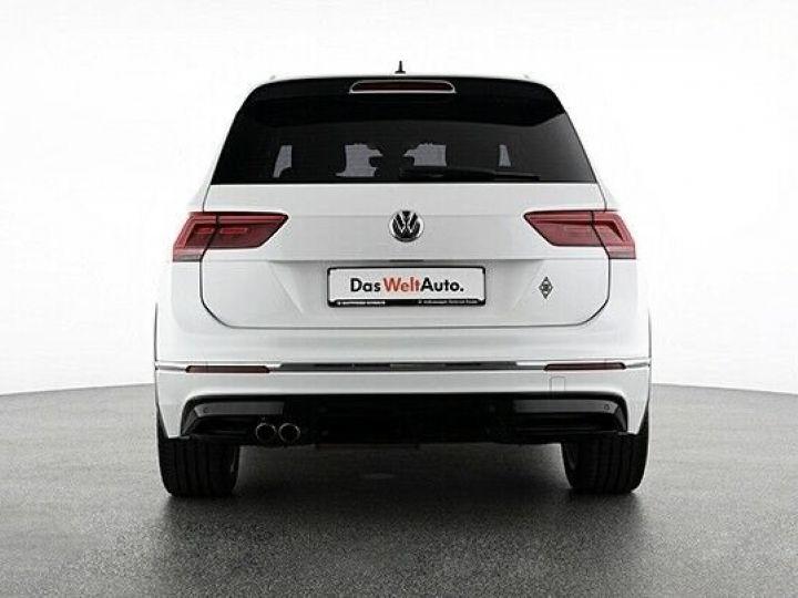 Volkswagen Tiguan 2.0 Tdi DSG Highline R-line Blanc - 4