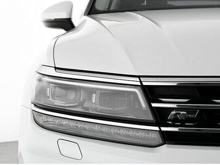 Volkswagen Tiguan 2.0 Tdi DSG Highline R-line Blanc - 5