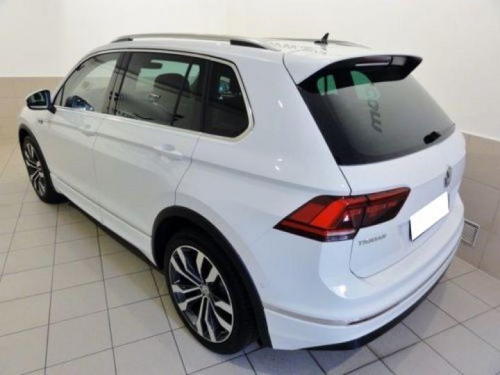 Volkswagen Tiguan 2.0 TDI R.LINE DSG BLANC Occasion - 2