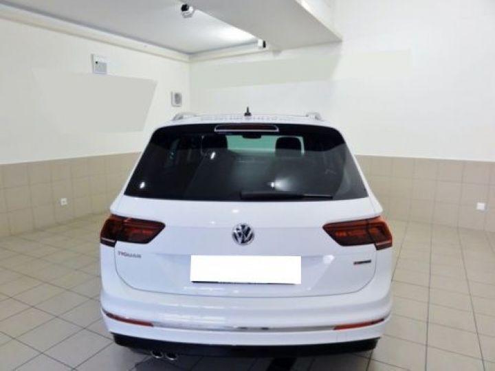 Volkswagen Tiguan 2.0 TDI R.LINE DSG BLANC Occasion - 3