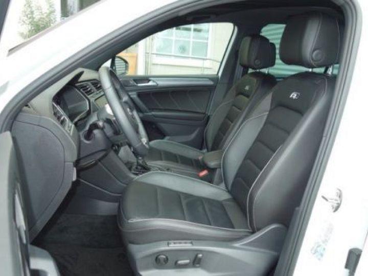 Volkswagen Tiguan 2.0 TDI R.LINE DSG BLANC Occasion - 9