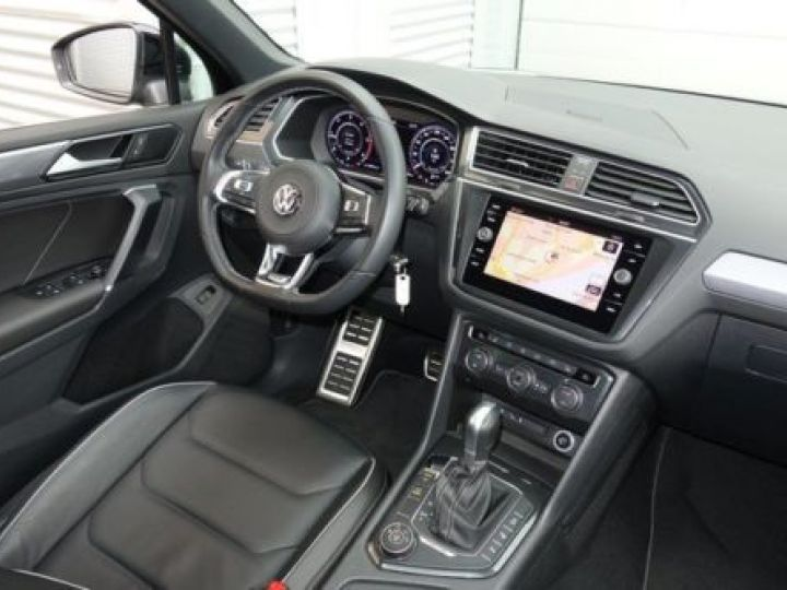 Volkswagen Tiguan 2.0 TDI R.LINE DSG NOIR Occasion - 5