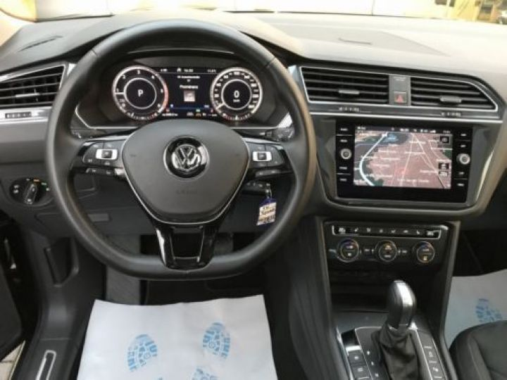 Volkswagen Tiguan 2.0 TSI 190CH CARAT 4MOTION DSG7 GRIS Occasion - 6