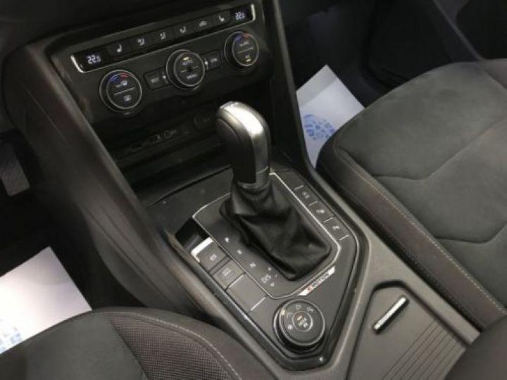 Volkswagen Tiguan 2.0 TSI 190CH CARAT 4MOTION DSG7 GRIS Occasion - 7