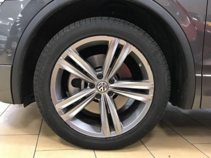 Volkswagen Tiguan 2.0 TSI 190CH CARAT 4MOTION DSG7 GRIS Occasion - 13