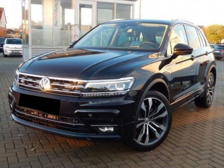 Volkswagen Tiguan 2.0 TSI DSG R LINE HIGHLINE 4MOTION ACC NOIR Occasion - 1