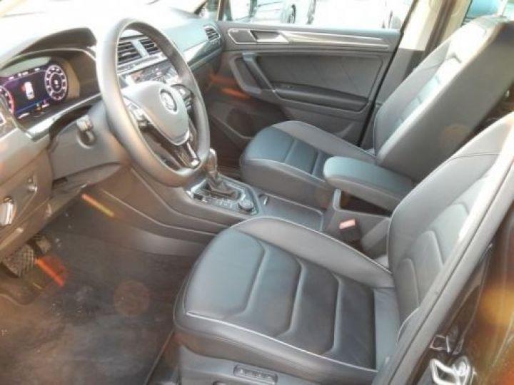 Volkswagen Tiguan 2.0 TSI DSG R LINE HIGHLINE 4MOTION ACC NOIR Occasion - 4