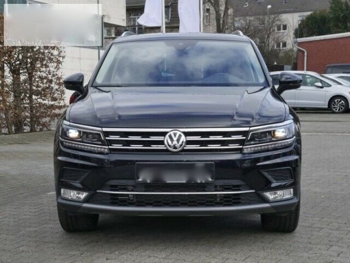 Volkswagen Tiguan 2L 4MOTION HIGHLINE  NOIR - 2