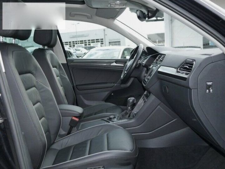 Volkswagen Tiguan 2L 4MOTION HIGHLINE  NOIR - 6