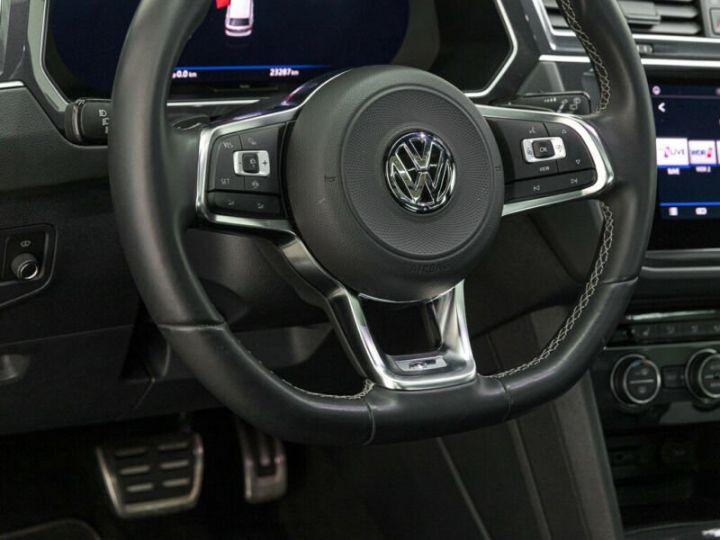 Volkswagen Tiguan 2L TDI DSG R-LINE NOIR - 10