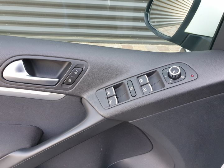 Volkswagen Tiguan ii 2.0 tdi 140 sortline 4motioni Blanc Occasion - 11