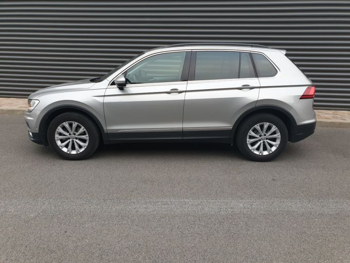 Volkswagen Tiguan ii tdi 150 confortline busines j Gris Occasion - 4
