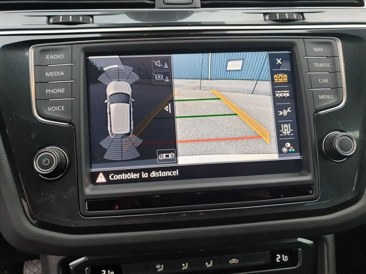 Volkswagen Tiguan ii tdi 150 confortline busines l Gris Occasion - 6