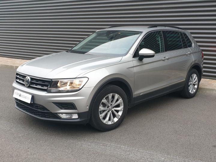 Volkswagen Tiguan ii tdi 150 confortline busines m Gris Occasion - 1