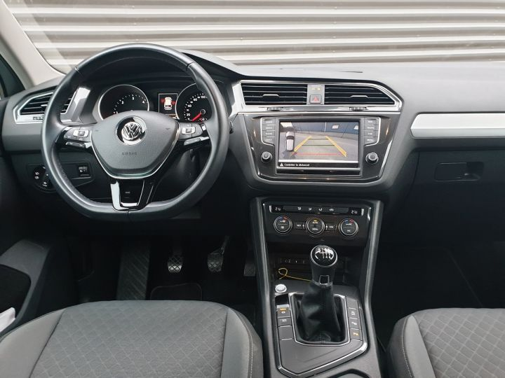 Volkswagen Tiguan ii tdi 150 confortline busines m Gris Occasion - 5