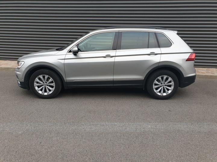 Volkswagen Tiguan ii tdi 150 confortline business Gris Occasion - 4