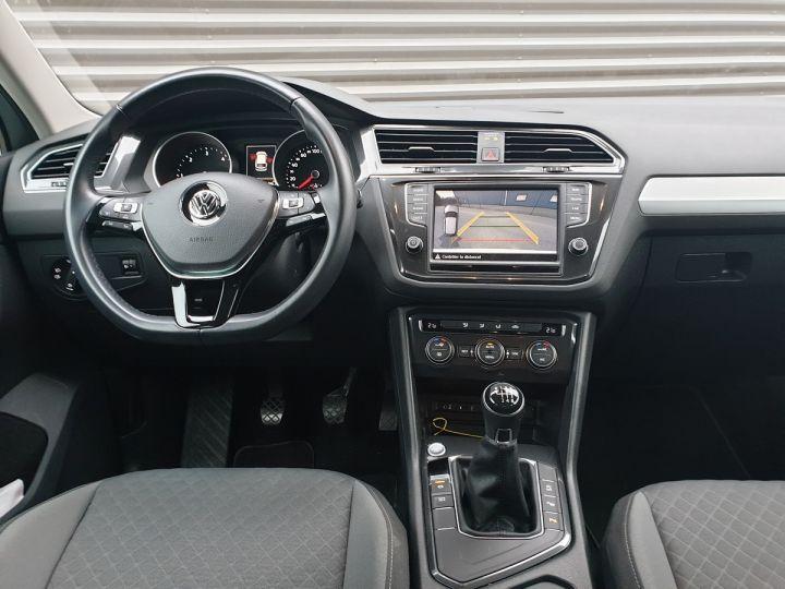 Volkswagen Tiguan ii tdi 150 confortline business Gris Occasion - 5